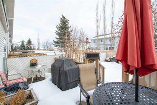 Photo 27: 7 16933 115 Street in Edmonton: Zone 27 House Half Duplex for sale : MLS®# E4191246