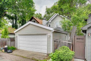 Photo 49: 9615 100A Street in Edmonton: Zone 12 House for sale : MLS®# E4204060