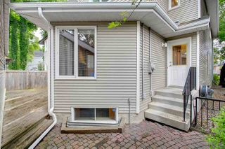 Photo 46: 9615 100A Street in Edmonton: Zone 12 House for sale : MLS®# E4204060