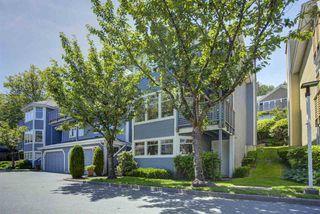 "Main Photo: 17 1140 FALCON Drive in Coquitlam: Eagle Ridge CQ Townhouse for sale in ""FALCON GATE"" : MLS®# R2474304"