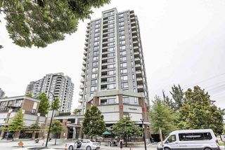 Main Photo: 407 4118 DAWSON Street in Burnaby: Brentwood Park Condo for sale (Burnaby North)  : MLS®# R2494346