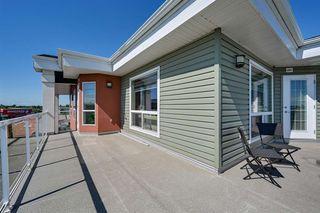 Photo 17: 414 15 ERIN RIDGE Road: St. Albert Condo for sale : MLS®# E4219598