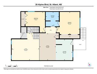 Photo 42: 28 Alpine Boulevard: St. Albert Condo for sale : MLS®# E4223330