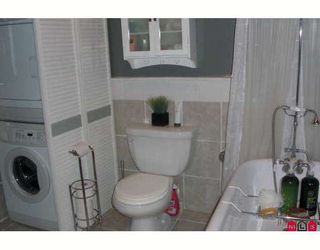 """Photo 9: 112 34909 OLD YALE Road in Abbotsford: Abbotsford East Townhouse for sale in """"The Gardens"""" : MLS®# F2920595"""