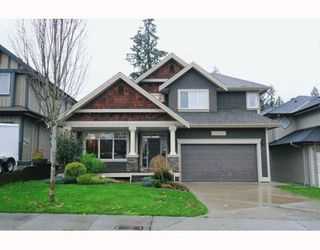 """Main Photo: 24227 MCCLURE Drive in Maple Ridge: Albion House for sale in """"MAPLE CREST"""" : MLS®# V798232"""