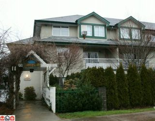 """Photo 1: 216 19953 55A Avenue in Langley: Langley City Condo for sale in """"Bayside Court"""" : MLS®# F1002069"""