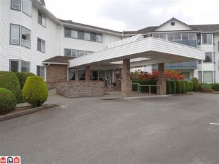 "Photo 1: 112 2425 CHURCH Street in Abbotsford: Abbotsford West Condo for sale in ""Parkview Place"" : MLS®# F1017772"