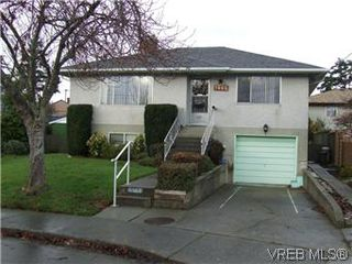 Photo 1: 1444 Stroud Rd in VICTORIA: Vi Oaklands House for sale (Victoria)  : MLS®# 556396