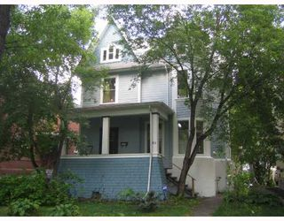 Photo 1: 85 CANORA Street in WINNIPEG: West End / Wolseley Residential for sale (West Winnipeg)  : MLS®# 2816759