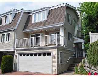 "Photo 1: 11 8930 WALNUT GROVE Drive in Langley: Walnut Grove Townhouse for sale in ""HIGHLAND RIDGE"" : MLS®# F2912337"