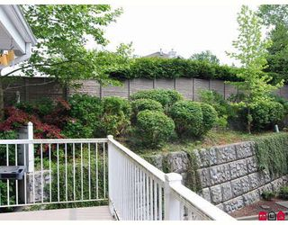 "Photo 10: 11 8930 WALNUT GROVE Drive in Langley: Walnut Grove Townhouse for sale in ""HIGHLAND RIDGE"" : MLS®# F2912337"