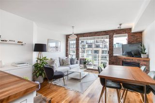 "Photo 4: 405 122 E 3RD Street in North Vancouver: Lower Lonsdale Condo for sale in ""Sausalito"" : MLS®# R2456600"