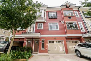 """Main Photo: 121 8068 207 Street in Langley: Willoughby Heights Townhouse for sale in """"Yorkson"""" : MLS®# R2486494"""
