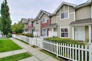 Photo 2: 145 5604 199 Street in Edmonton: Zone 58 Townhouse for sale : MLS®# E4214722