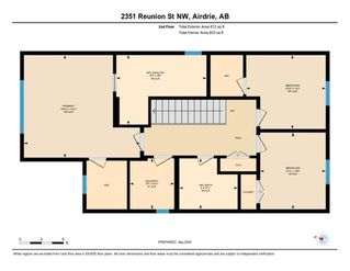Photo 31: 2351 REUNION Street NW: Airdrie Detached for sale : MLS®# A1035043