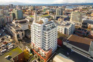 Photo 1: 505 834 Johnson St in : Vi Downtown Condo for sale (Victoria)  : MLS®# 857303