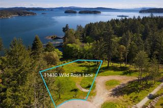 Photo 2: 11430 Wild Rose Lane in : NS Lands End Land for sale (North Saanich)  : MLS®# 859760