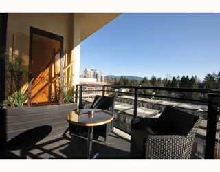 """Photo 9: 708 121 BREW Street in Port Moody: Port Moody Centre Condo for sale in """"ROOM/SUTERBROOK VILLAGE"""" : MLS®# V811100"""