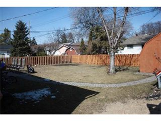 Photo 15: 605 Mark Pearce Avenue in WINNIPEG: North Kildonan Residential for sale (North East Winnipeg)  : MLS®# 1004305