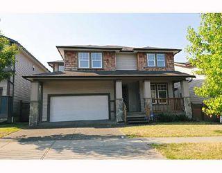 "Photo 1: 24146 HILL Avenue in Maple_Ridge: Albion House for sale in ""CREEK'S CROSSING"" (Maple Ridge)  : MLS®# V727201"
