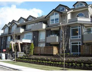"Photo 1: 302 3150 VINCENT Street in Port_Coquitlam: Glenwood PQ Condo for sale in ""BREYERTON"" (Port Coquitlam)  : MLS®# V745332"