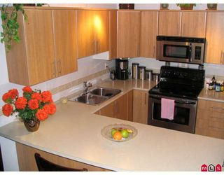 """Photo 8: 407 19320 65TH Avenue in Surrey: Clayton Condo for sale in """"ESPRIT AT SOUTHLANDS"""" (Cloverdale)  : MLS®# F2908846"""