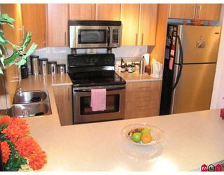 """Photo 9: 407 19320 65TH Avenue in Surrey: Clayton Condo for sale in """"ESPRIT AT SOUTHLANDS"""" (Cloverdale)  : MLS®# F2908846"""
