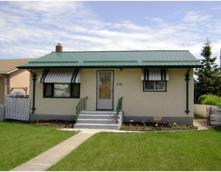 Photo 1: 241 GATEWAY Road in WINNIPEG: East Kildonan Residential for sale (North East Winnipeg)  : MLS®# 2912436