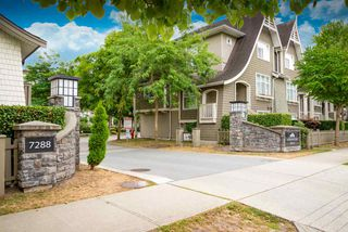 Main Photo: 85 7288 HEATHER Street in Richmond: McLennan North Townhouse for sale : MLS®# R2395700