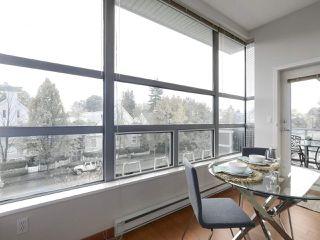 """Photo 5: 402 3161 W 4TH Avenue in Vancouver: Kitsilano Condo for sale in """"Bridgewater"""" (Vancouver West)  : MLS®# R2415092"""