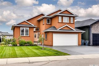 Main Photo: 127 Bennion Crescent in Saskatoon: Willowgrove Residential for sale : MLS®# SK790660