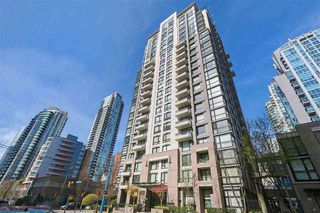 "Photo 1: 201 1295 RICHARDS Street in Vancouver: Downtown VW Condo for sale in ""OSCAR"" (Vancouver West)  : MLS®# R2420006"