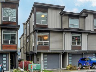 Photo 1: 3382 Vision Way in VICTORIA: La Happy Valley Row/Townhouse for sale (Langford)  : MLS®# 838103