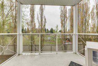 Photo 1: 218 12111 51 Avenue in Edmonton: Zone 15 Condo for sale : MLS®# E4201734