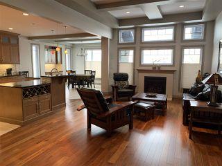 Photo 1: 145 WEBER Close in Edmonton: Zone 20 House for sale : MLS®# E4204308