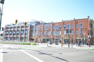 Photo 1: 223 1610 Store St in Victoria: Vi Downtown Condo Apartment for sale : MLS®# 843798