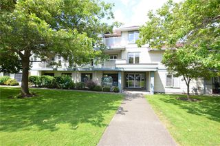Photo 1: 211 400 Dupplin Rd in : SW Rudd Park Condo for sale (Saanich West)  : MLS®# 850778