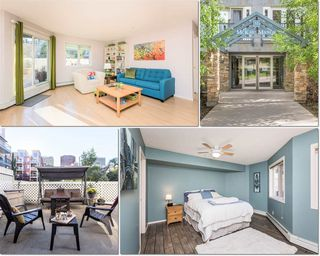 Photo 1: 115 10403 98 Avenue in Edmonton: Zone 12 Condo for sale : MLS®# E4214171
