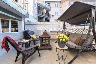 Photo 39: 115 10403 98 Avenue in Edmonton: Zone 12 Condo for sale : MLS®# E4214171
