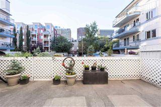 Photo 38: 115 10403 98 Avenue in Edmonton: Zone 12 Condo for sale : MLS®# E4214171