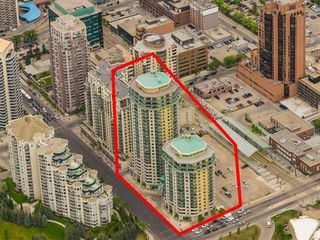 Photo 3: 1407 1121 6 Avenue SW in Calgary: Downtown West End Apartment for sale : MLS®# A1036008
