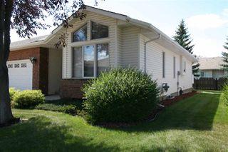 Photo 2: 27 320 JIM COMMON Drive NW: Sherwood Park House Half Duplex for sale : MLS®# E4216651
