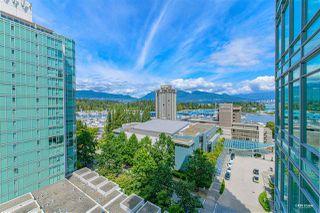 "Photo 21: 1204 1616 BAYSHORE Drive in Vancouver: Coal Harbour Condo for sale in ""Bayshore Gardens"" (Vancouver West)  : MLS®# R2508804"