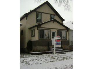 Photo 1:  in WINNIPEG: West End / Wolseley Residential for sale (West Winnipeg)  : MLS®# 2950842