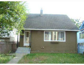 "Main Photo: 3222 SCHOOL Avenue in Vancouver: Killarney VE House for sale in ""KILLARNEY VE"" (Vancouver East)  : MLS®# V730612"