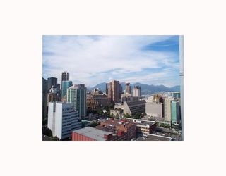 """Main Photo: 2509 928 BEATTY Street in Vancouver: Downtown VW Condo for sale in """"MAX ONE"""" (Vancouver West)  : MLS®# V760379"""