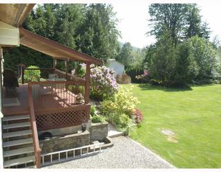 Photo 5: 11881 260TH Street in Maple_Ridge: Websters Corners House for sale (Maple Ridge)  : MLS®# V769709