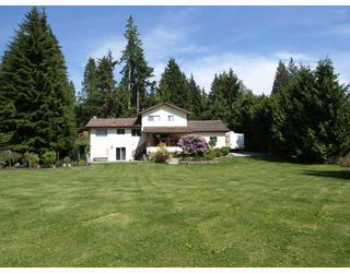 Photo 2: 11881 260TH Street in Maple_Ridge: Websters Corners House for sale (Maple Ridge)  : MLS®# V769709