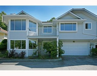 Photo 1: 19 22555 116 Avenue in Maple_Ridge: East Central Townhouse for sale (Maple Ridge)  : MLS®# V778315