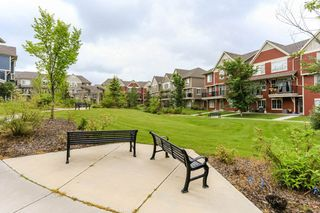Photo 28: 161 603 WATT Boulevard in Edmonton: Zone 53 Townhouse for sale : MLS®# E4166064